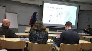 Presentations | Shana S  Zaia
