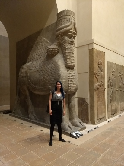 lamassu and me